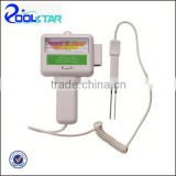 PH/Cl2 Chlorine Level Monitor Test Meter Swimming Pool/Spa Water Quality Tester swimming pool ph and chlorine tester