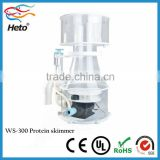 Wholesale acrylic saltwater aquarium protein skimmer for marine fish tank