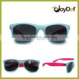 blue+red sunglasses/bath rubber duck sunglasses/2014 best quality special designed sunglasses