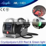 Cellulite Reduction Portable Design With Zeltiq Emergency Stop Switch Cryolipolysis Machine AML-1401
