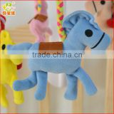 Year of horse China cute fashion Lovely Standing Horse toys for girls