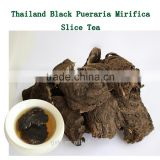 Thailand Black Pueraria Mirifica Dry Slice Tea Herbal Extracts of Man
