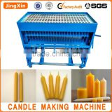 Factory-outlet JX6 automatic candle making machine,you design the candle size,we provide the machine