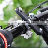 Outdoor Bicycle Water Bottle Clamp Cage Holder Adapter Transition Socket Handlebar Mount For Road Bike and Mountain Bike