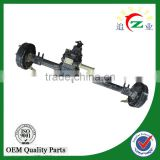 China manufacturer precise rear axle for tricycle,atv,motorcycle in sale
