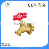 low price bibcock valve , brass water tap