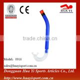 Custom durable waterproof wholesales swimming snorkel