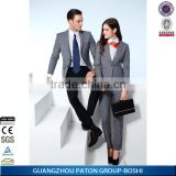 Business Suit/Formal Suits complete set for office man and office woman