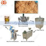 Pork Meat Floss Processing Machine Plant