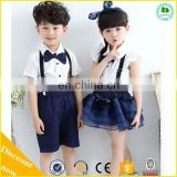 Hot Sale Sexy Primary School Uniform Material with Good Quality