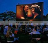 movie screen, outdoor inflatable movie screen, advertising inflatables MS023
