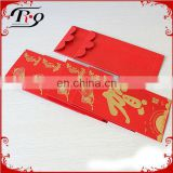 red envelope for Chinese new year favor