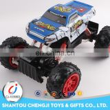 China manufacture funny plastic new bright rc cars climbing car for kids