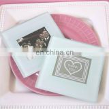 Wedding Favors Glass Coasters