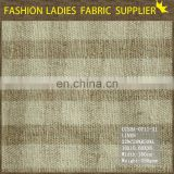Onway textile Sales NO.1! yarn dye linen/cotton fabric for garments dressing flax