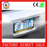car tag license plate with aluminum material 312.6*162 mm size HH-licence plate-(60)