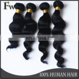 Raw unprocessed virgin malaysian hair wholesale cheap loose body wave virgin malaysian human hair