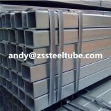 100 X 100 Hot Dipped Galvanized Steel Square Tubes, Furniture Pipes