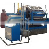 Big output paper Pulp and waste paper recycled egg tray making machine/paper pulp egg tray machine