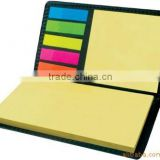 Assorted sticky notes with page maker,