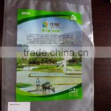 PA PE clear rice bag transparent bags for rice packing plastic clear packaging bag flour packaging bag
