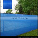 Plastic Garden use Green Privacy Fence Screen