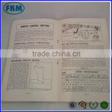 personalized OEM Copy Electric Train Operating Instructions Manual                                                                         Quality Choice