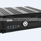On-board mdvr 4 ch camera sd card mdvr video storage locally and real time video surveillance