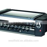 Factory kitchen accessories ABS Indoor Electric Barbecue Grills&pellet bbq grill