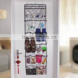 Over-the-Door Hanging Shoes Organizer Fabric