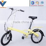 "250W 24V 9A 18"" Mini Lithium Battery folding electric bicycle Electric Ebike                                                                         Quality Choice"