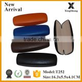 popular europe eco friendly pu leather optical cheap glasses cases                                                                                                         Supplier's Choice