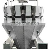 multihead weigher for cheese packaging dimple plate