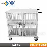 Super Light-Weight Aluminum Dog Trolley KB-511NAF