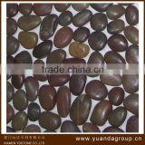 Super quality useful snow white polished pebbles for garden