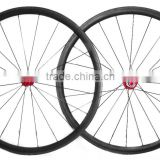 Ceramic hub!! 700C carbon road bike wheels super light carbon fiber wheels 32mm wide bicycle wheels SYL32T