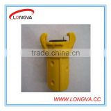 Nylong yellow safety coupling