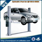 2 Post Car Lift with automatic safety lock WX-2-4000B