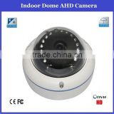 Hot Weather Cctv Ir Dome Indoor Ahd Camera 960P With 3.6mm Lens