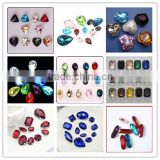 multi color crystal stones charms pendants necklaces ,fancy stone ring                                                                         Quality Choice
