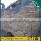 2015 hot sale products galvanized gabion wall/gabion cages/woven gabion baskets for sale
