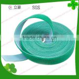 Factory sale plastic hook and loop back to back cable tie