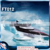 Popular gift for adults&children 2.4g 4ch rc speedboat/electric boat/battery operated toy boat