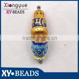 jewellery findings gold windbell style enamel on jewelry making diy