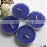 multi-colored Christmas decoration floating tealight candle in plastic cup                                                                         Quality Choice