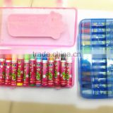 2015 Factory direct sale crayon oil pastel cheap school stationery
