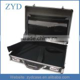 New Quality Professional Aluminum Laptop/ Computer Box, Alminum Brief Case With Lock ZYD-HZMlc006