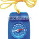 Wholesale necklace set plastic pirate toy compass