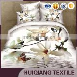 Fashion 100% polyester fabric Microfiber 3D Quilt / Bedding Set china supplier WHATSAPP: +86 18766252962