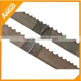 No need For Any Welding Flux Easily Operated Adjustable Welding Temperature Bandsaw Blade Welding